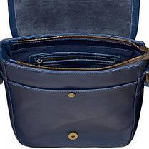 Мужская сумка из натуральной кожи Vittorio Safino, фото 3