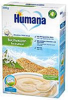 Каша молочная Humana гречневая 200г сухая