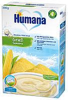 Каша молочная Humana кукурузная сухая 200г