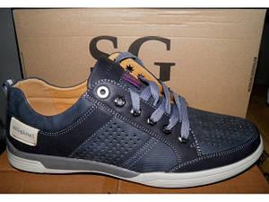 Туфлі чоловічі Stylen Gard 1620 - 3 сині * 19319