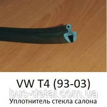Уплотнительная резинка бокового стекла на VW T4 (1993-2003), упаковка, уплотнитель, молдинг PolGuma, MBST4