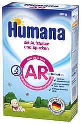Смесь сухая молочная Humana AR 400 г