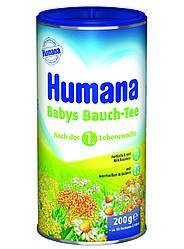 Чай растворимый Humana Желудочный, без сахара и глютена 200 г
