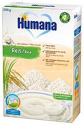 Каша Humana безмолочная рисовая сухая