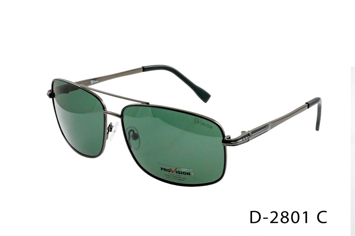 Мужские солнцезащитные очки ProVision модель D-2801C