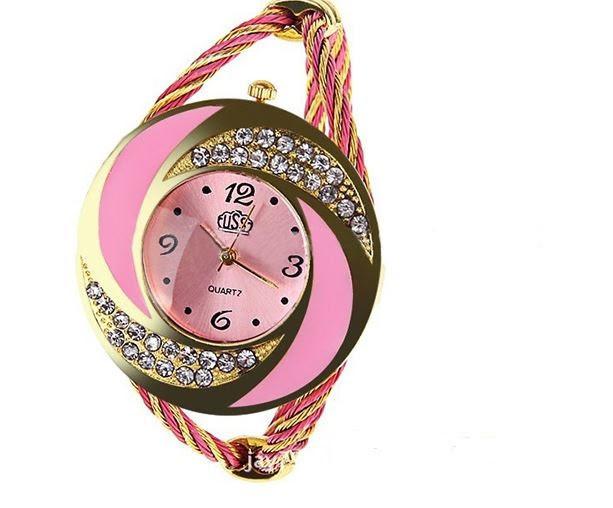 Наручные женские часы - браслет код 222