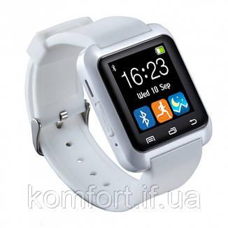 Умные смарт-часы Smart Watch U8 White, фото 2