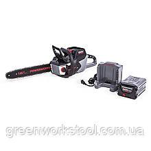 Аккумуляторная цепная пила PowerWorks 60V CS60L2510PW ( аналог Greenworks 60 V )
