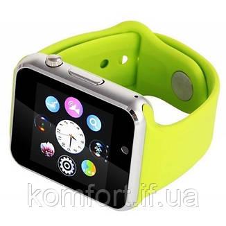 Умные смарт часы Smart watch A1 Зеленый, фото 2