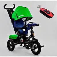 Трехколесный велосипед BEST TRIKE 7700 В с поворотным сиденьем и пультом