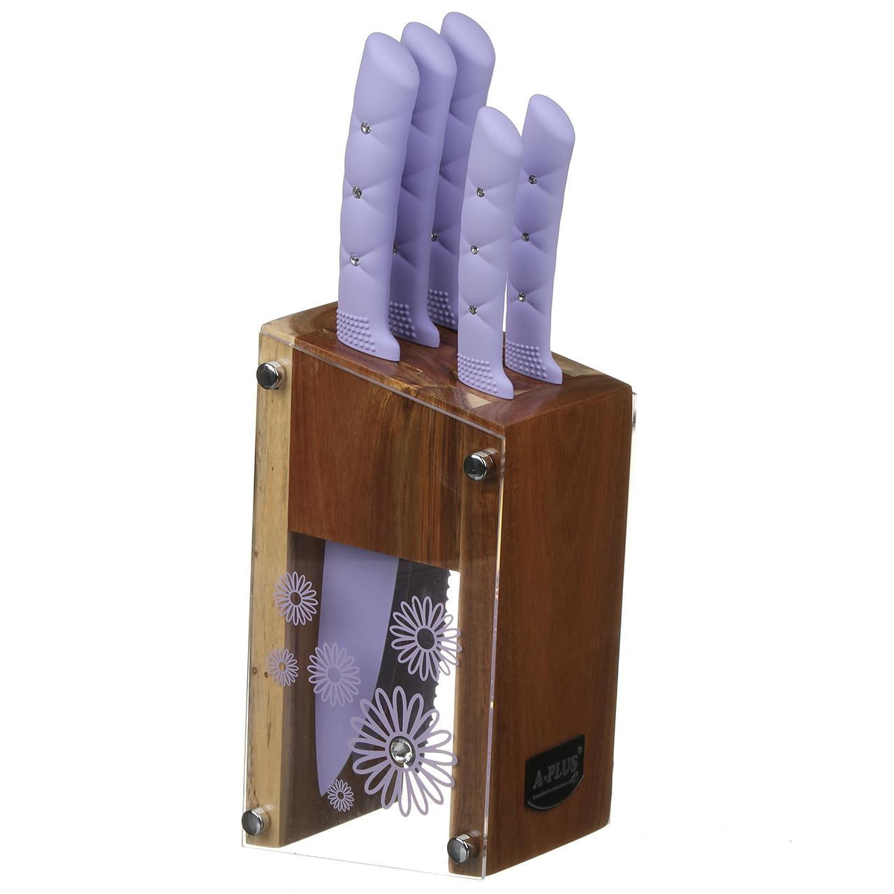 Набор ножей A-PLUS 6 предметов