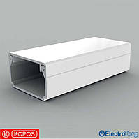 Кабель-канал белый 25х15 Kopos (Копос)