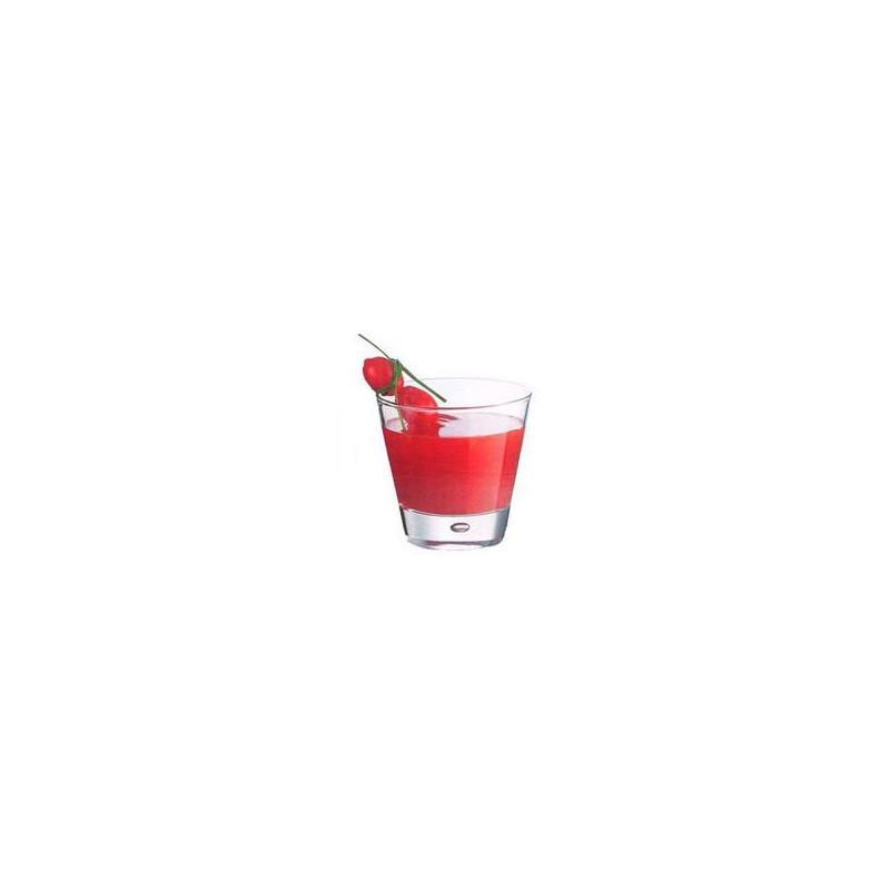 Набор стаканов 270 мл (низкий) 6шт NORWAY DUROBOR 716/27