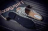 Шльопанці жіночі леопард Б767, фото 8