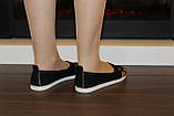 Балетки жіночі чорні Т770, фото 3