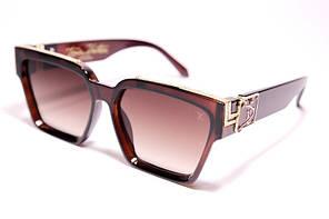 Солнцезащитные женские очки Louis Vuitton (копия) 9362 C2 SM