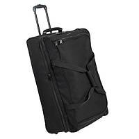 Сумка дорожная на колесах Members Expandable Wheelbag Extra Large 115/137 Black, фото 1