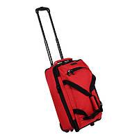 Сумка дорожная на колесах Members Expandable Wheelbag Small 33/42 Red, фото 1