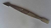 Лопатка маникюрная сталекс плоская