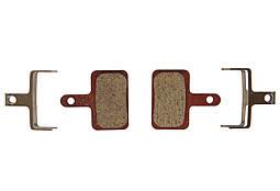 Колодки тормозные disc C-star BH-M860