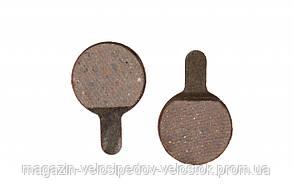 Колодки тормозные disc Yinxing DB-01
