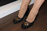 Туфли женские черные Т36 УЦЕНКА, фото 5