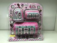 LOL набор Under Wraps Капсула, Капсула маленькая, комплект аксессуаров