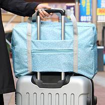 Сумочка Женщины Нейлон Маленькие цветы Дорожная сумка Цветочные вещевой мешок Камера Сумка - 1TopShop, фото 3