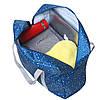 Сумочка Женщины Нейлон Маленькие цветы Дорожная сумка Цветочные вещевой мешок Камера Сумка - 1TopShop, фото 6