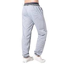 МужскаяэластичнаяталияDrawstringLooseCasual Брюки Comfort Stripe Waistline Спортивные брюки - 1TopShop, фото 2