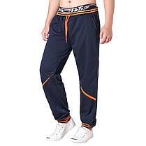 МужскаяэластичнаяталияDrawstringLooseCasual Брюки Comfort Stripe Waistline Спортивные брюки - 1TopShop, фото 3