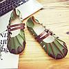 КруглыетуфлиТуфлиЛетниеПовседневныеПлоские Женщины Пляжный Сандалии - 1TopShop, фото 6