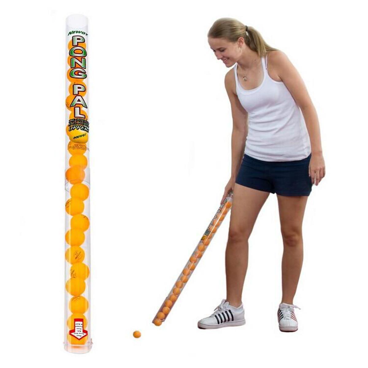 PickerBallдлянастольноготеннисадлиной 85 см Трубка Ping Pong Ball Picking Аксессуары для настольного тенниса - 1TopShop