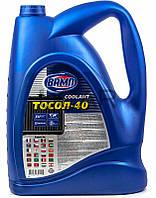 Вамп Тосол-40 Охлаждающая жидкость, 10 л