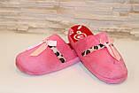 Тапочки комнатные женские розовые Тп34, фото 4