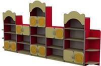 Модульные детские шкафы