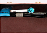 Сумка клатч жіноча бордова код 3-175, фото 2
