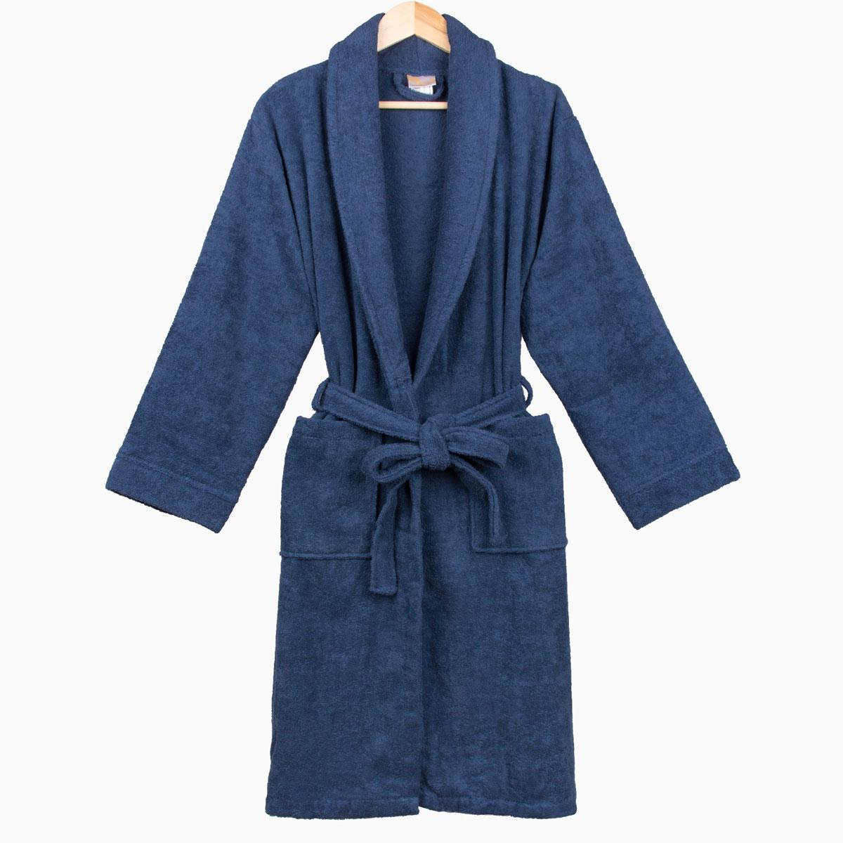 36543aac158d Халат мужской махровый Miranda Soft Синий XL Arya AR-TRK111000017468-bl-xl