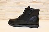 Ботинки женские черные Д515, фото 2