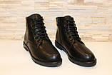 Ботинки женские черные Д515, фото 3