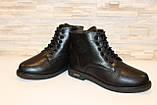 Ботинки женские черные Д515, фото 4