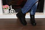 Ботинки женские черные Д515, фото 5