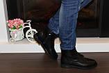 Ботинки женские черные Д515, фото 6