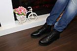 Ботинки женские черные Д515, фото 8