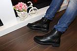 Ботинки женские черные Д515, фото 9