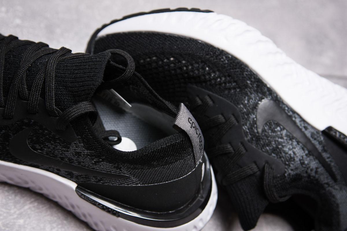 c85b7ead6 Кроссовки женские Nike Epic React, черные 13772, цена 1 089 грн., купить  Хмельницький — Prom.ua (ID#943829942)