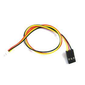 20cm 1.25 / 1.5mm Pin 3P-DuPont 3P Соединительный кабель для CCD FPV камера - 1TopShop