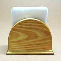 Салфетница деревянная Халон карри