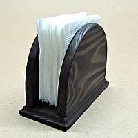 Салфетница деревянная Халон венге