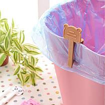 1Pc Пластиковый мусор Сумка Зажимы для пищевых продуктов - 1TopShop, фото 3